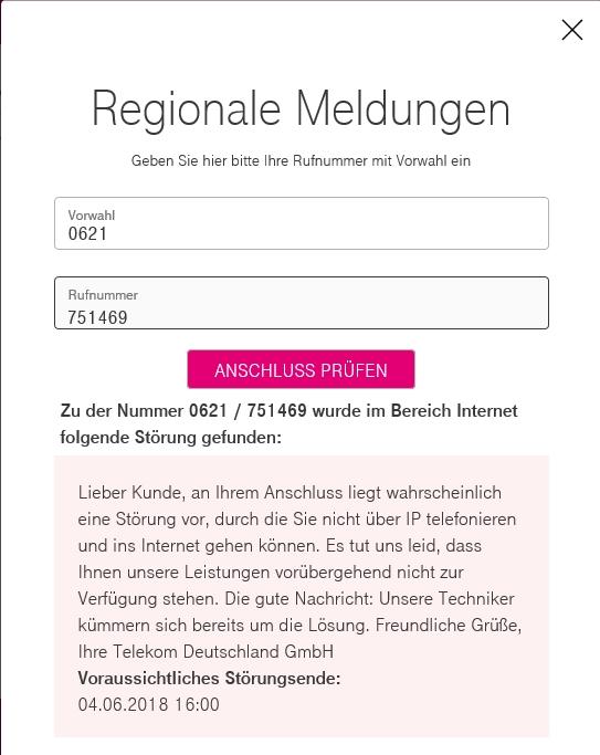 Telekom Legt Unser Telefon Lahm Praxisblog Praxis Dr Nicolai